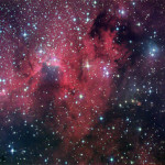 Cave Nebula, Dean Salman
