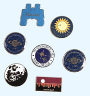 Astronomical League Pins